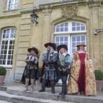 Journée au château de Pange