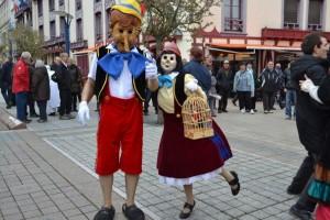 Pinocchio Carnaval de Verdun 2013 Atelier la Colombe 3