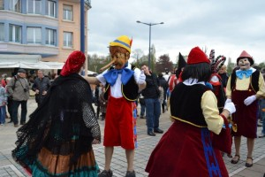 Pinocchio Carnaval de Verdun 2013 Atelier la Colombe 2