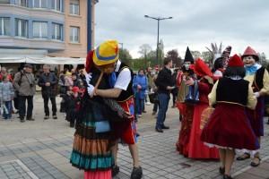 Pinocchio Carnaval de Verdun 2013 Atelier la Colombe 4