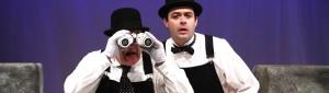 Laurel et Hardy vont au Paradis
