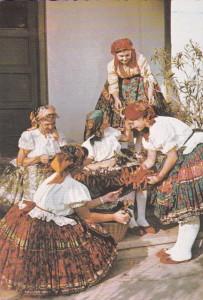 Costume village de Sarpilis, région de Sarköz,