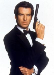 Pierce Brosnan, GoldenEye James Bond de 1995 à 2002