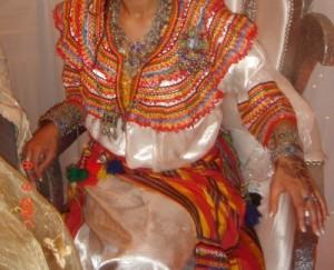 (Algérie) robe Kabyle