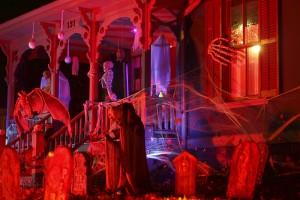 "ambiance Halloween CP ""Ravin"""