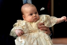 La robe de bapteme du royal baby