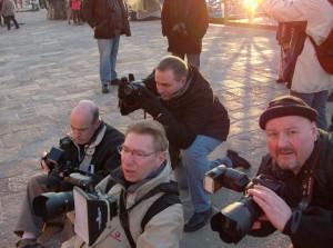 quatre photographes Karim Tatai Strasbourg