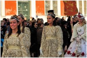 Défilé Festa delle Marie Photo René Hoff