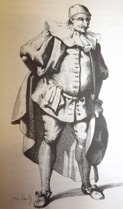 Le docteur, Commedia dell'arte Maurice SAND