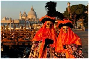 Carnaval de Venise Atelier la Colombe