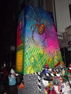 Carnaval de Bale lanterne