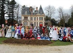Chateau de la Roseraie Héricourt