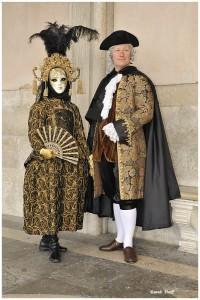 Coostumes XVII et XVIII CP René Hoff