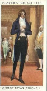 """""""Beau""""Brummel, un dandy qui a donné à l'élégance masculine ses lettres de noblesse"""