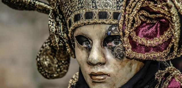 costumes vénitiens en location à l'Atelier la Colombe