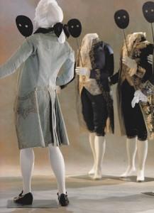 habit à la française sous Louis XVI