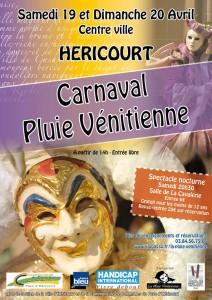 pluie vénitienne Héricourt 2014