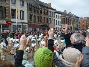 Carnaval de Binche, les Arlequins