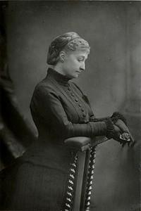 L'impératrice Eugénie 1880