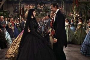 Scarlett, veuve mais joyeuse, avec la vie devant elle