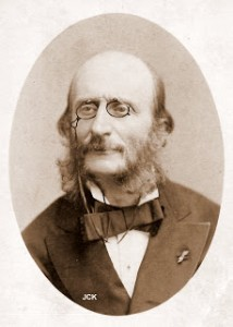 Jacques Offenbach 1876