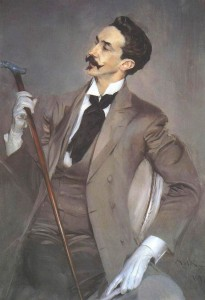 robert de Montesquiou-Fezensac, poète et dandy en 1897