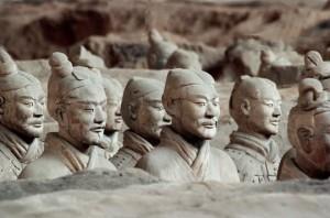 les guerriers de l'éternité : chine III ème siècle avant JC