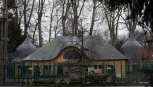 le zoo de l'Orangerie de Strasbourg