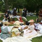 Vivez une Journée au XIXème le temps d'un déjeuner sur l'herbe !