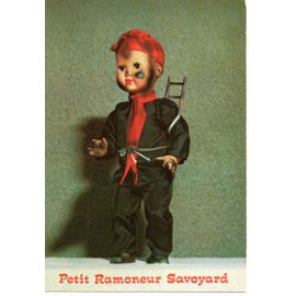 ramoneur savoyard poupée