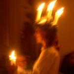 Ste Lucie et Christkindel : les lumières de l'hiver….