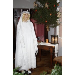 Le Christkindel de l'écomusée d'Alsace
