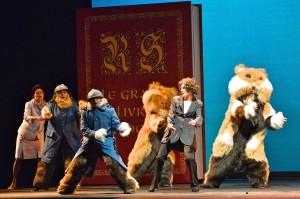 Le Grand Hamster d'Alsace vu par la Revue Scoute et l'Atelier la Colombe