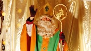St Nicolas à Epinal, tout doit sorti d'une image CP Ville d'Epinal