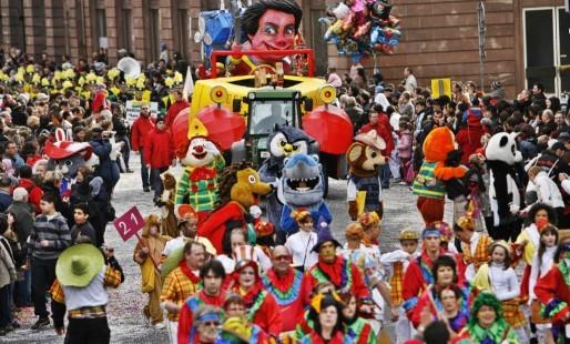 arnaval de Strasbourg (Photo Jérôme Dorkel)