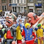 2017, les grandes cavalcades carnavalesques en Alsace