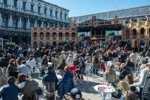 Le grand Théâtre de la Plac San Marco