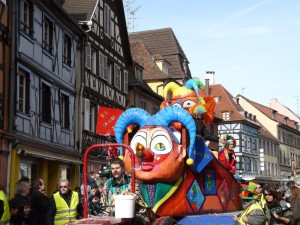 carnaval des enfants Colmar