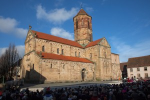 L'Eglise romane de Rosheim