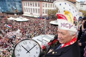 11h 11 ouverture du carnaval rhénan