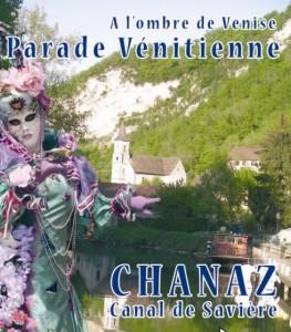 parade vénitienne de chanaz
