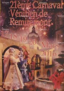 21 ème Carnaval de Remiremont