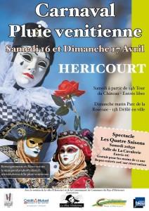 Carnaval vénitien d'Hérocourt