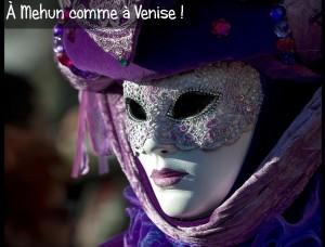 Carnaval vénitien de Mehun sur Yevre