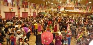 Bal ouverture Carnaval Dessenheim