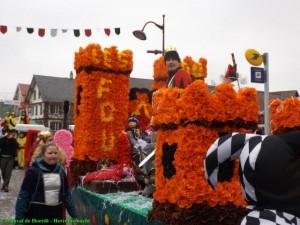Char 36 du Carnaval 2015