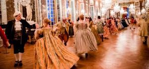 fêtes galantes au Chateau de Versailles