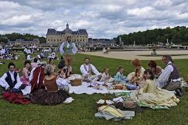 journée grand siècle Vaux le Vicomte