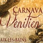 Affiche Carnaval vénitien Aix les Bains