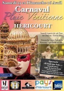 affiche Héricourt 2016